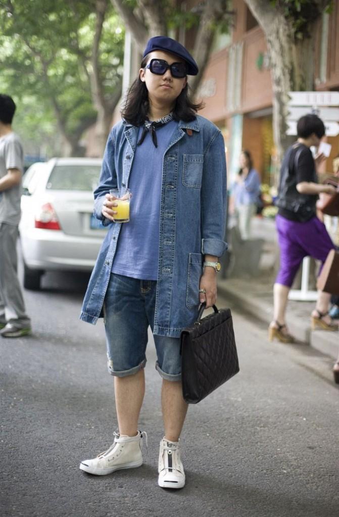 Shanghai Street Style 10 l Mademoiselle Bagatelles