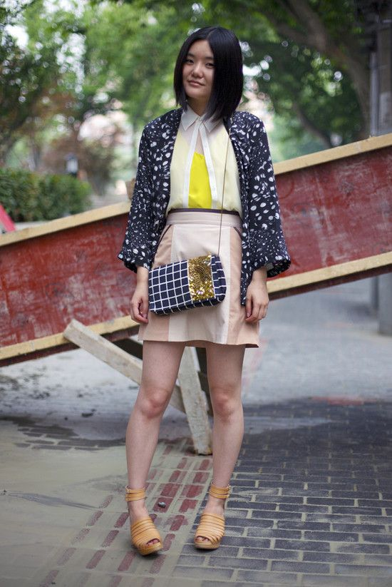 Shanghai Street Style 11 l Mademoiselle Bagatelles