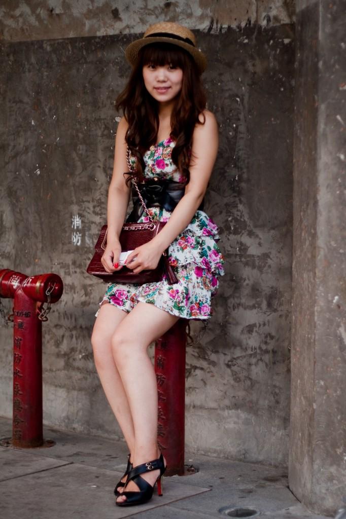 Shanghai Street Style 12 l Mademoiselle Bagatelles