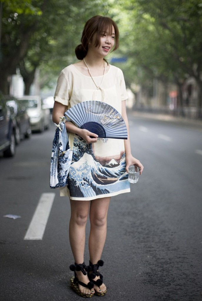 Shanghai Street Style 6l Mademoiselle Bagatelles