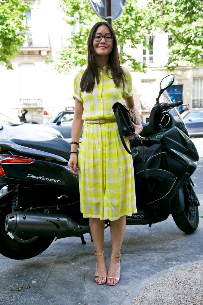 Shanghai Street Style 9 l Mademoiselle Bagatelles